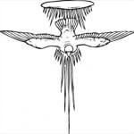 Holy Spirit Clip Art 13