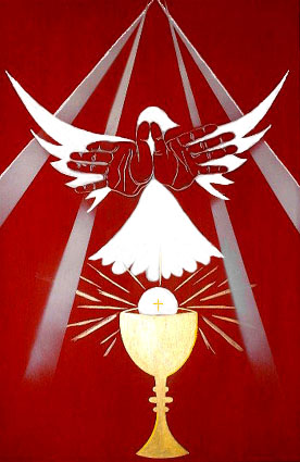 Holy Spirit Eucharist