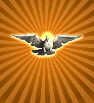 Holy Spirit blessing