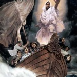 Jesus and Storm