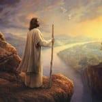 Jesus on Hill