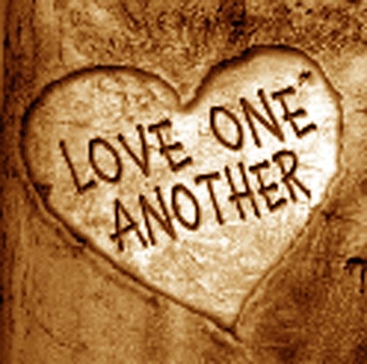 Love Each Other Religious: Love One Another