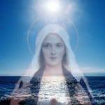 Mary over Ocean