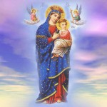 Mother Mary The Queen