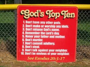 Gods Rules