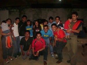 Mission Trip by Flor