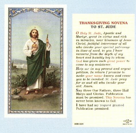 St jude novena prayer thecheapjerseys Choice Image
