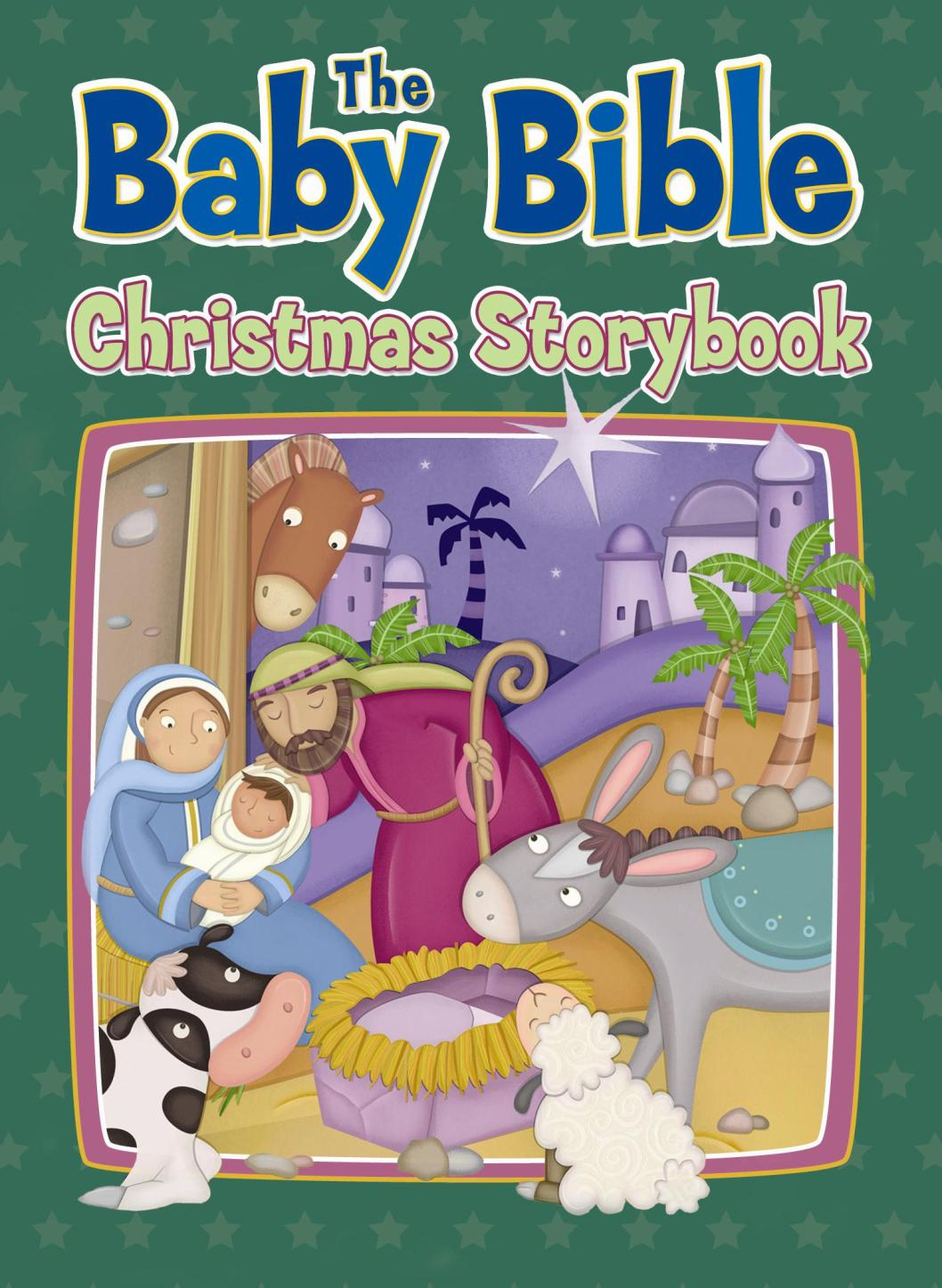 Baby Bible Christmas Storybook Robin Currie