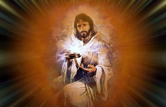 Jesus Light of World