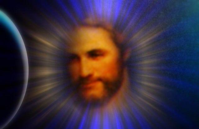 Jesus Watches Over Us