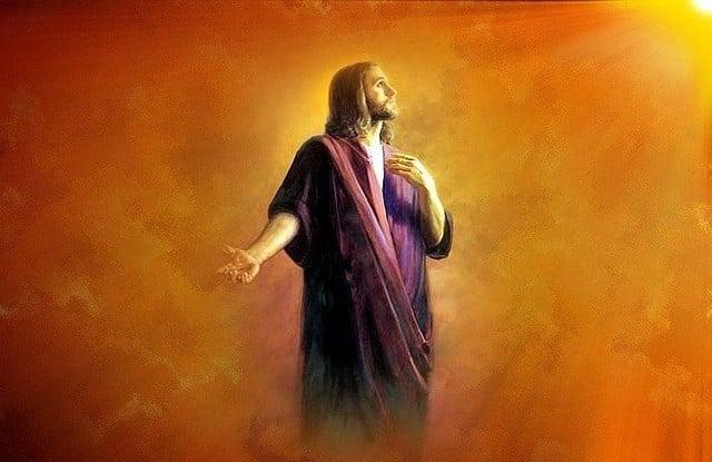 Jesus in Full Glory