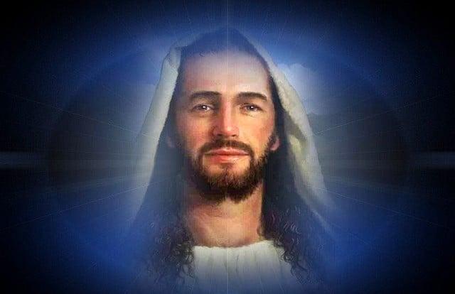 Lovely Jesus Face