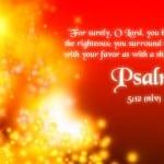 Psalm 5:12 Wallpaper