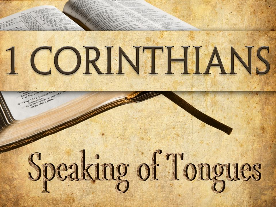 Speaking in Tongues : Is it real or fake?