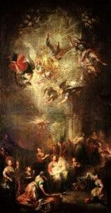 Virgin Mary Birth