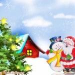 Christmas Wallpapers Free 07