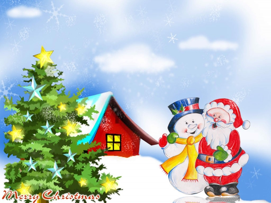 christmas wallpapers free 07