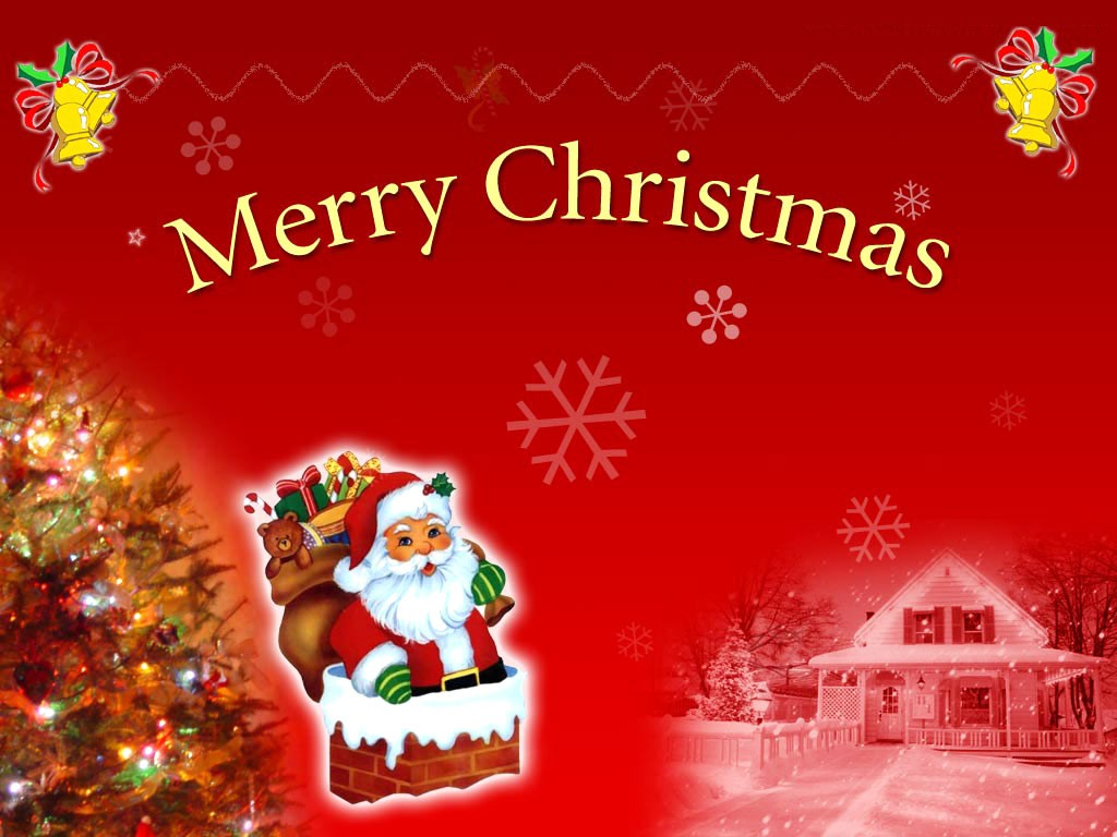 Free Christmas HD Wallpaper 06