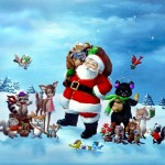 Free Christmas HD Wallpaper 10