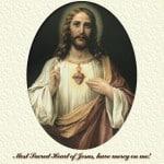 Sacred Heart Clipart
