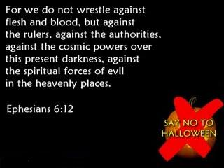 Should Christians Observe Halloween