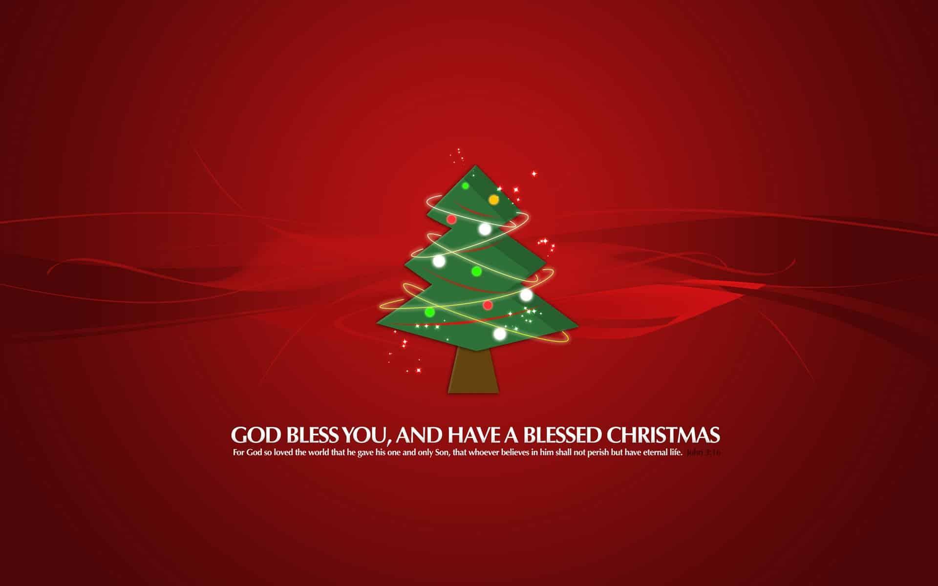 Christmas Tree Devotional