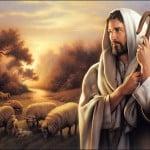 Jesus Good Shepherd 03