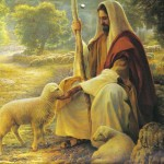 Jesus Good Shepherd 07
