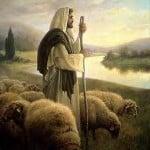 Jesus Good Shepherd 12