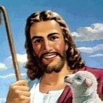 Jesus Good Shepherd 22