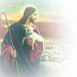 Jesus Good Shepherd 23
