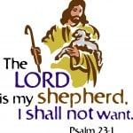 Jesus Good Shepherd 24