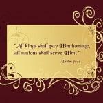 Psalm 72:11 Wallpaper