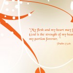 Psalm 73:26 Wallpaper (2)