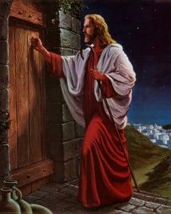 Christ Persistent Intruder