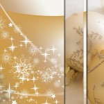 Christmas Balls Wallpaper 07