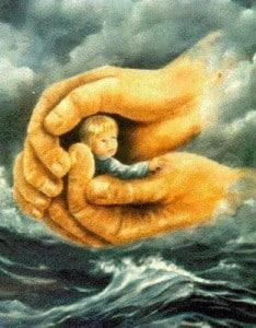 In Jesus Hands
