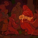 Nativity Wallpaper 07