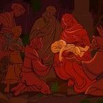 Nativity Wallpaper 07