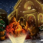 Nativity Wallpaper 08