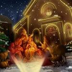 Nativity Wallpaper 08