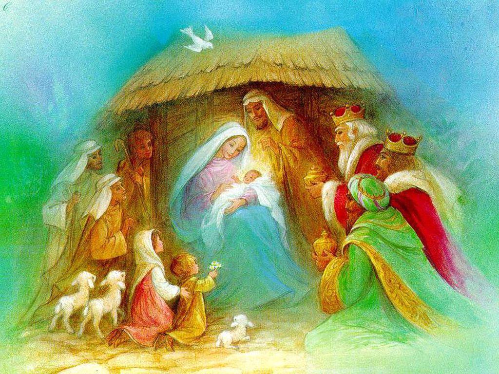 pics photos nativity wallpaper 05