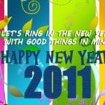 Happy New Year 2011 Wallpaper 04