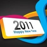 Happy New Year 2011 Wallpaper 07