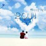 Happy New Year 2011 Wallpaper 15