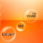 Happy New Year 2011 Wallpaper 19