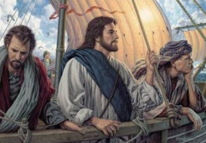 Sailing With Jesus into New Year