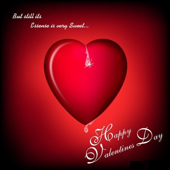 Happy Valentines Day My Friend. Just want you to know my dear friend