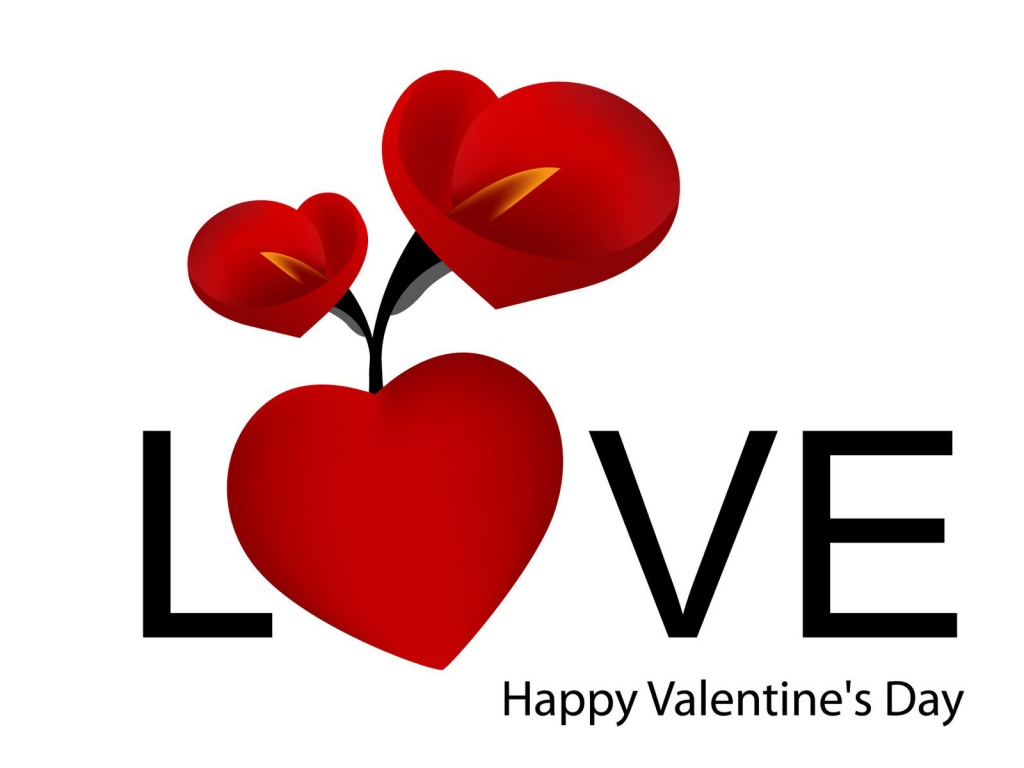 Happy Valentines Day Wallpaper 02