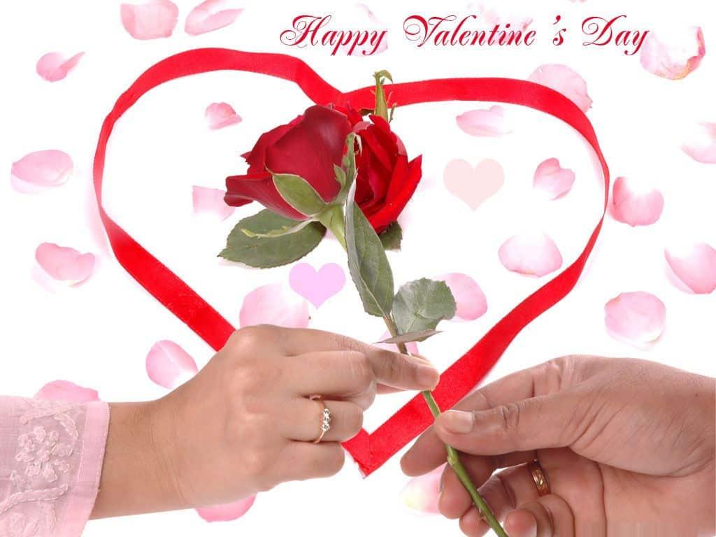 Happy Valentines Day Wallpaper 04